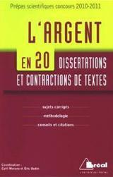 20 Dissertations et Contractions de textes