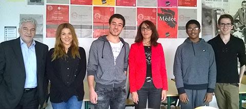 L'IEFP au lycée Hector Berlioz de Vincennes