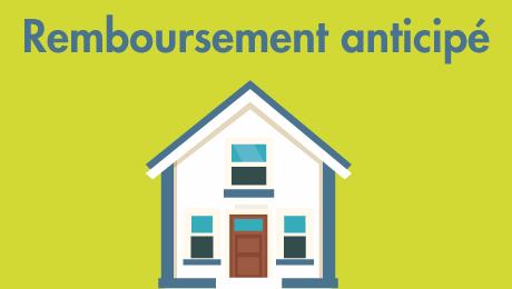 Remboursement Anticipe Du Credit Immobilier La Finance