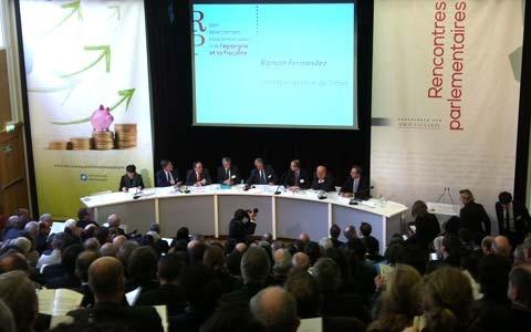 22es rencontres parlementaires sur l'épargne